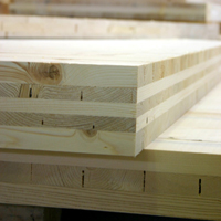 Cross laminated timber - Passive House Products