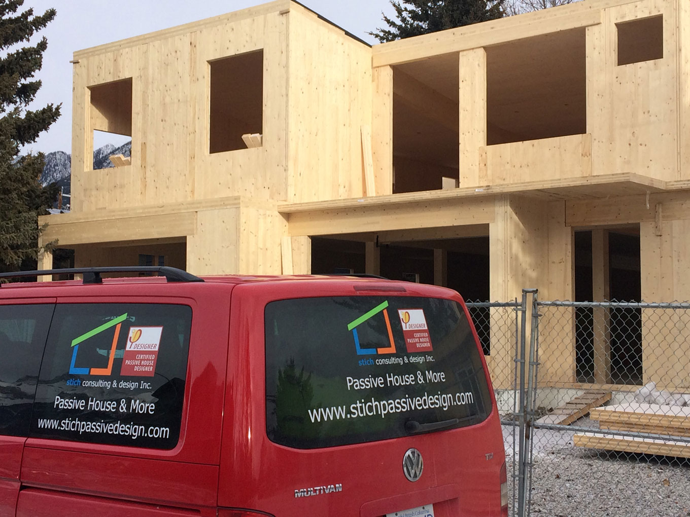 Cross Laminated Timber (CLT) • Stich Consulting & Design